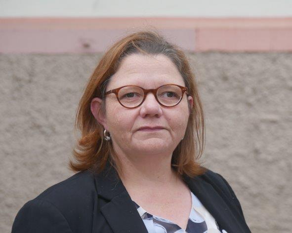 Nicole Rauschenberg.  Listenplatz 3