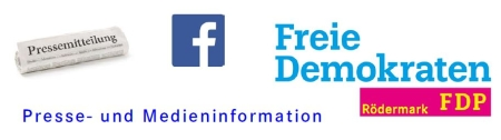 FDP Roedermark. Pressemeldung
